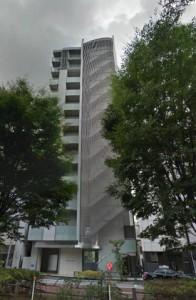 ストリートビューの建物外観画像